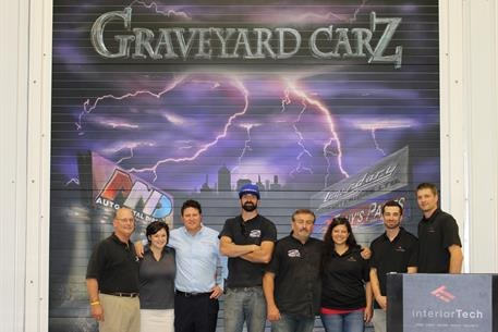 Picture of the Graveyard Carz associates