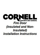 Rolling Fire Rated Coiling Doors