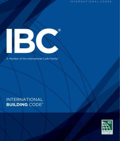 International Building Code Book