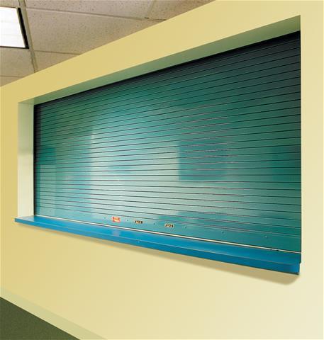... SmokeShield Counter Door, Blue