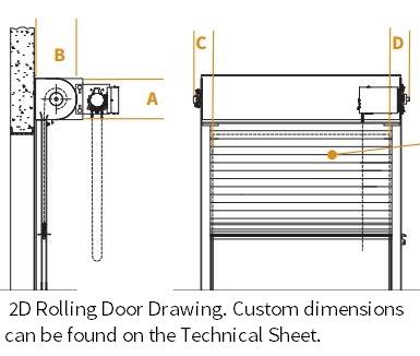Previous  sc 1 st  Cornell Innovative Door Solutions & Roll Up Service Doors