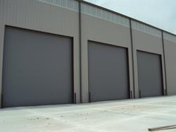 insulated roll up garage doors Alegacy Business Park - Waller, TX