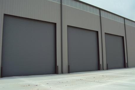 ... Insulated Overhead Doors Alegacy Business Park ... & Thermiser® Insulated Rolling Door