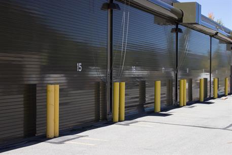 Thermiser Rolling Door Cornell Iron Insulated Products