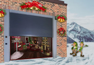 insulated rolling garage doors north pole 02