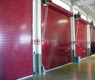 Isulated Rolling Garage Doors