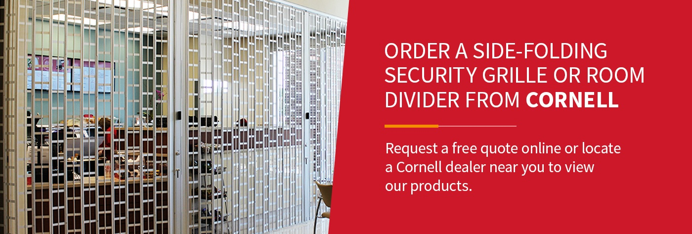 03-Order-a-side-folding-security-grille-or-room-divider-from-Cornell