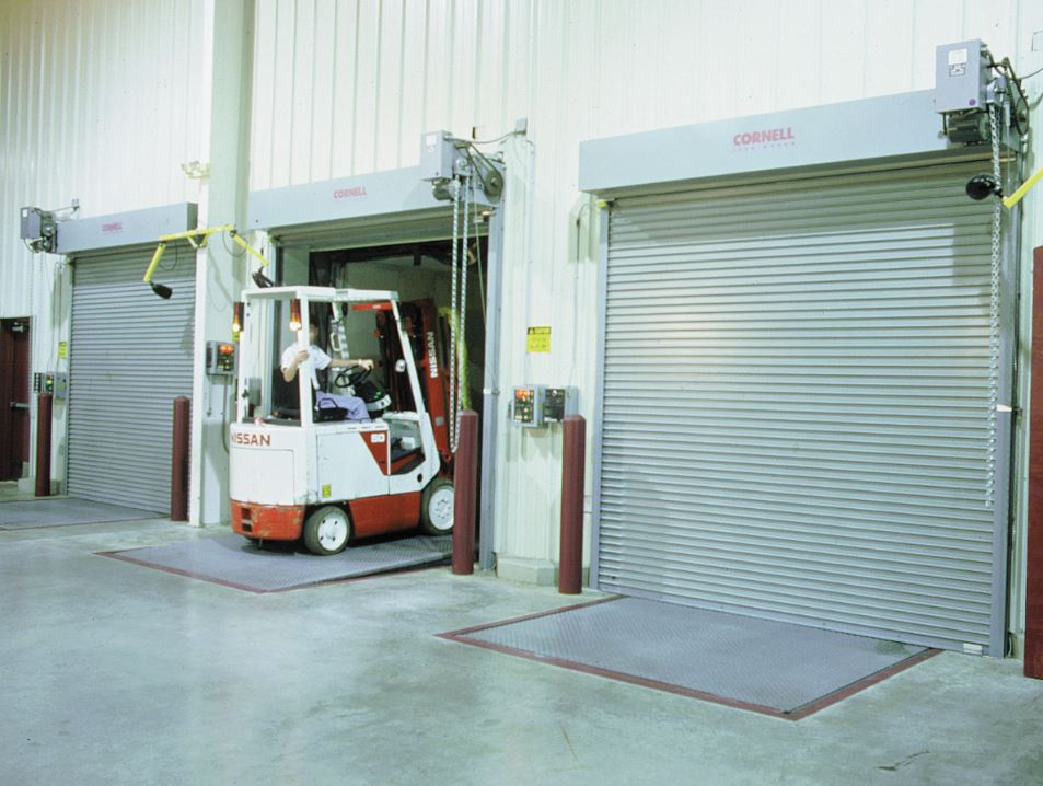 commercial garage doors fort lift 2