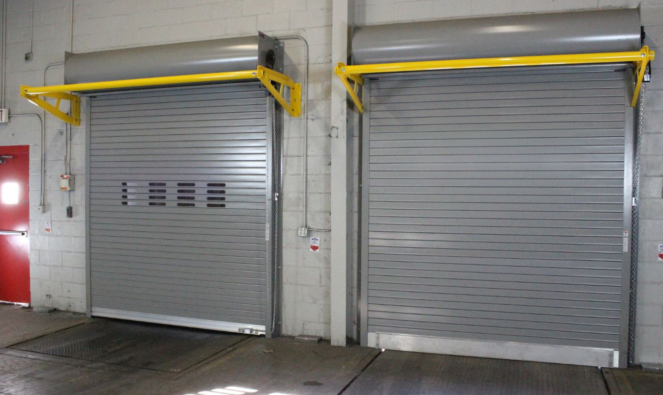 commercial garage doors Rolling Door Protector