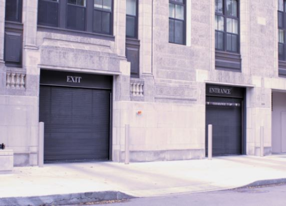 Commercial Roll Up Doors Downtown & Commercial Roll Up Doors by Cornell