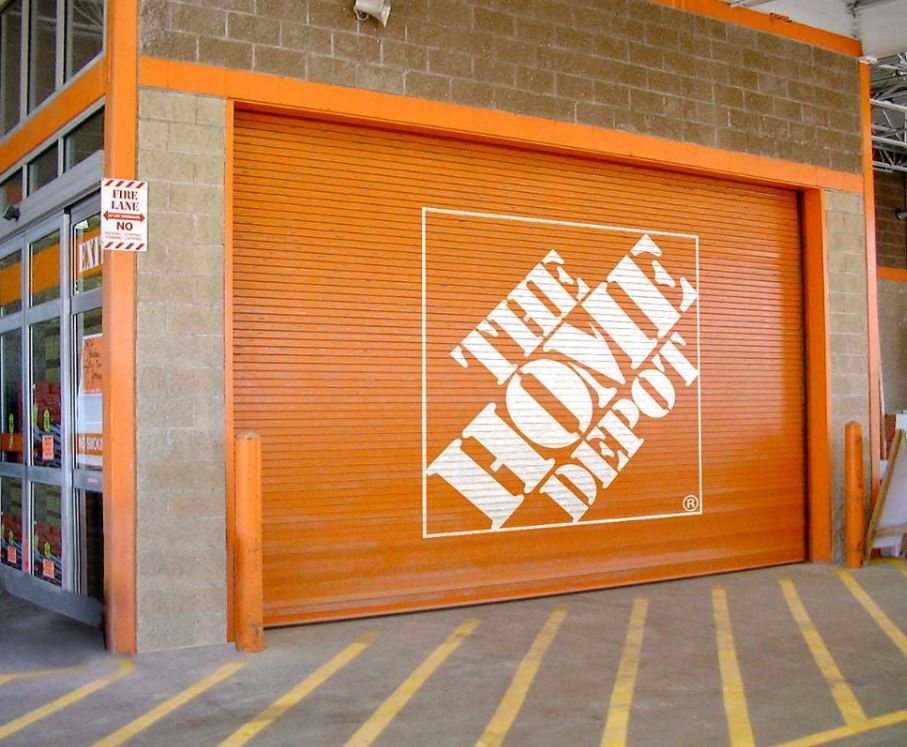 Commercial Roll Up Doors Home Depot