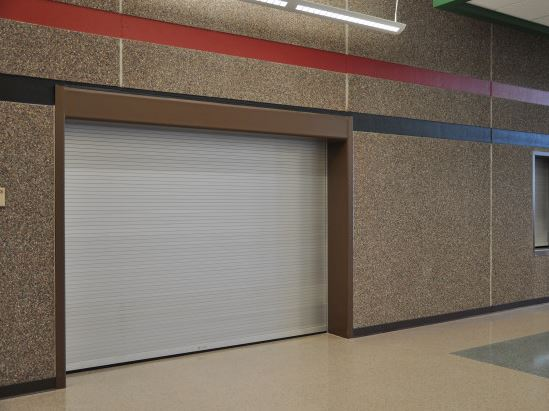 Commercial Roll Up Doors School