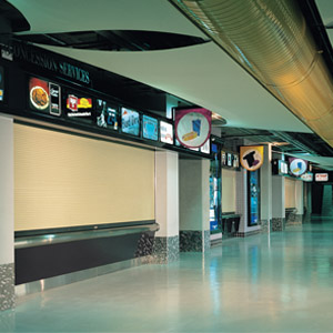 Fire Door Solutions Food Court