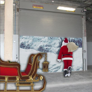 Garage Door Insulation Santa