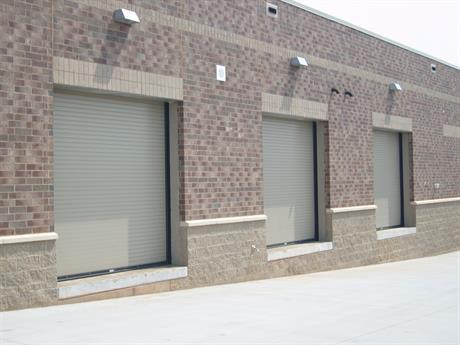 insulated roll up garage doorsInsulated Roll Up Garage Doors