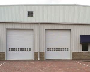 Insulated Door Options