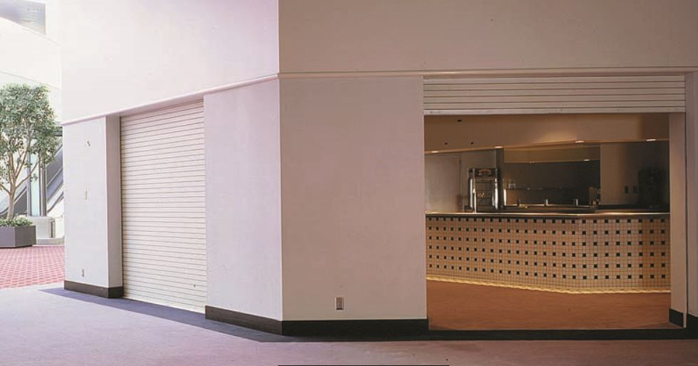 NFPA 80 Fire Door Solutions Cafeteria