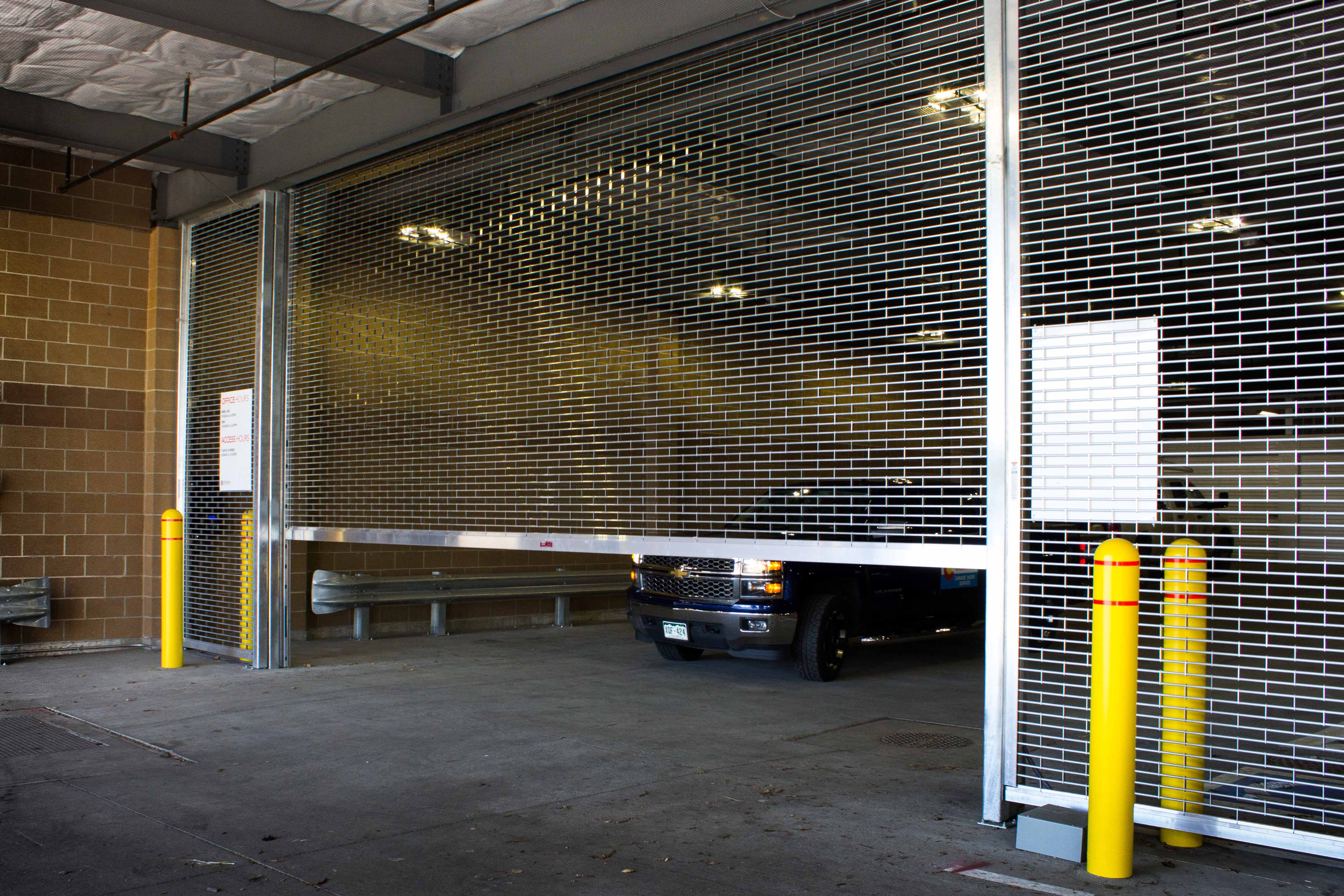 Parking Gate Systems By Cornell
