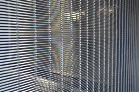Fox Theatres - StealWeave Metal Mesh Grille