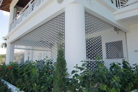 Picture Of SentryGate Grill From The Outside At A Residential Property ...