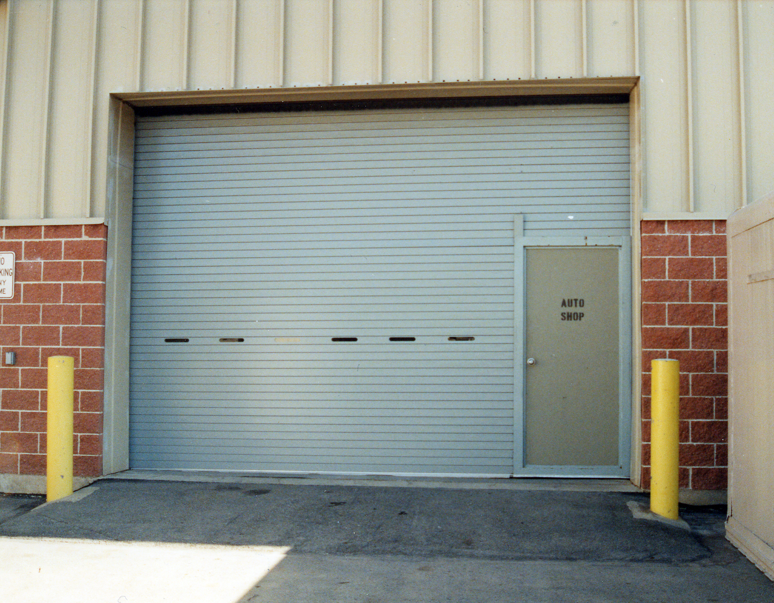 Decorating garage man door images : Pass Doors