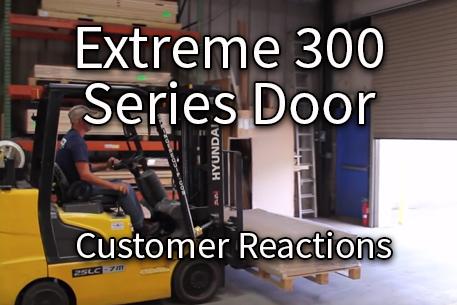 300 Series Door Customers