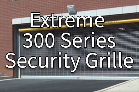 300 Series Grille