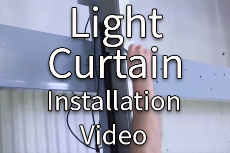 300 Series Light Curtain Install