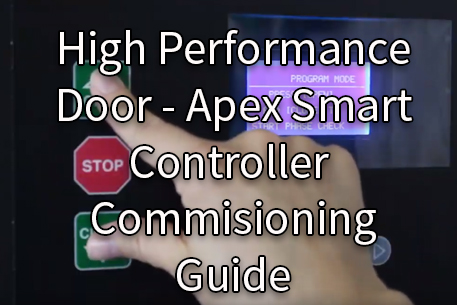 Apex Commissioning Guide