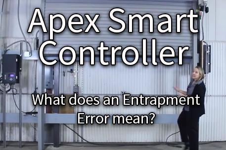 Apex Entrapment Error