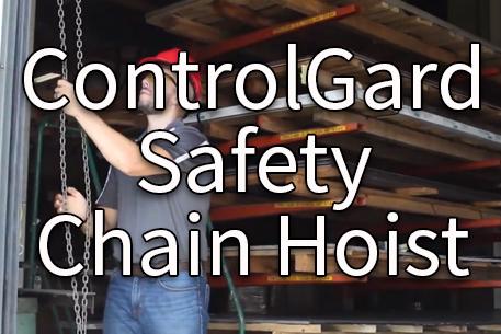 ControlGard Safety Chain Hoist