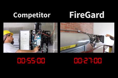 FireGard vs Competitor