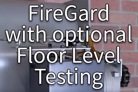 FireGard with Floor Level
