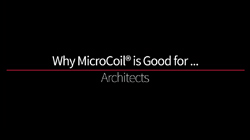 MicroCoil for Architects