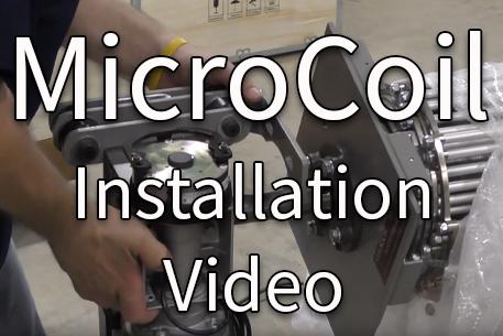 MicroCoil Grille Installation