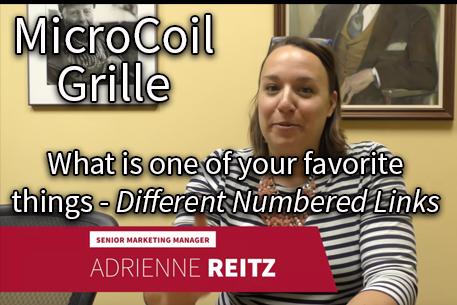 MicroCoil has Link Numbers