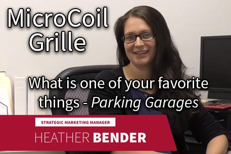 MicroCoil Parking Garages