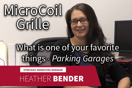 MicroCoil Parking Garages