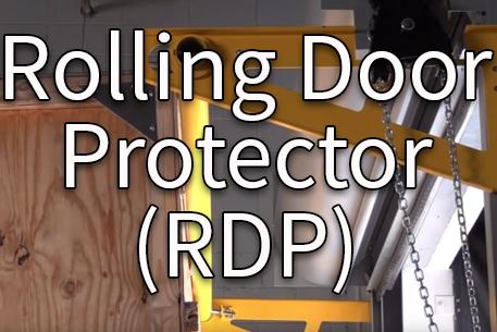 rolling door protector